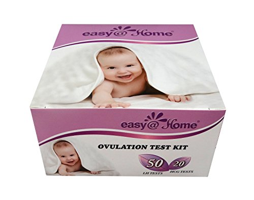 easy home ovulation test strips instructions