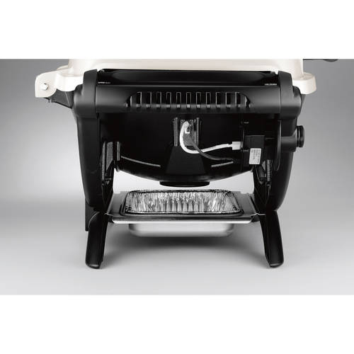 weber q 1200 portable lp gas grill black ebay. Black Bedroom Furniture Sets. Home Design Ideas