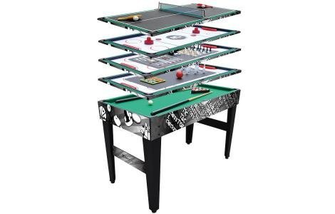 md sports 48 12 in 1 combination game table