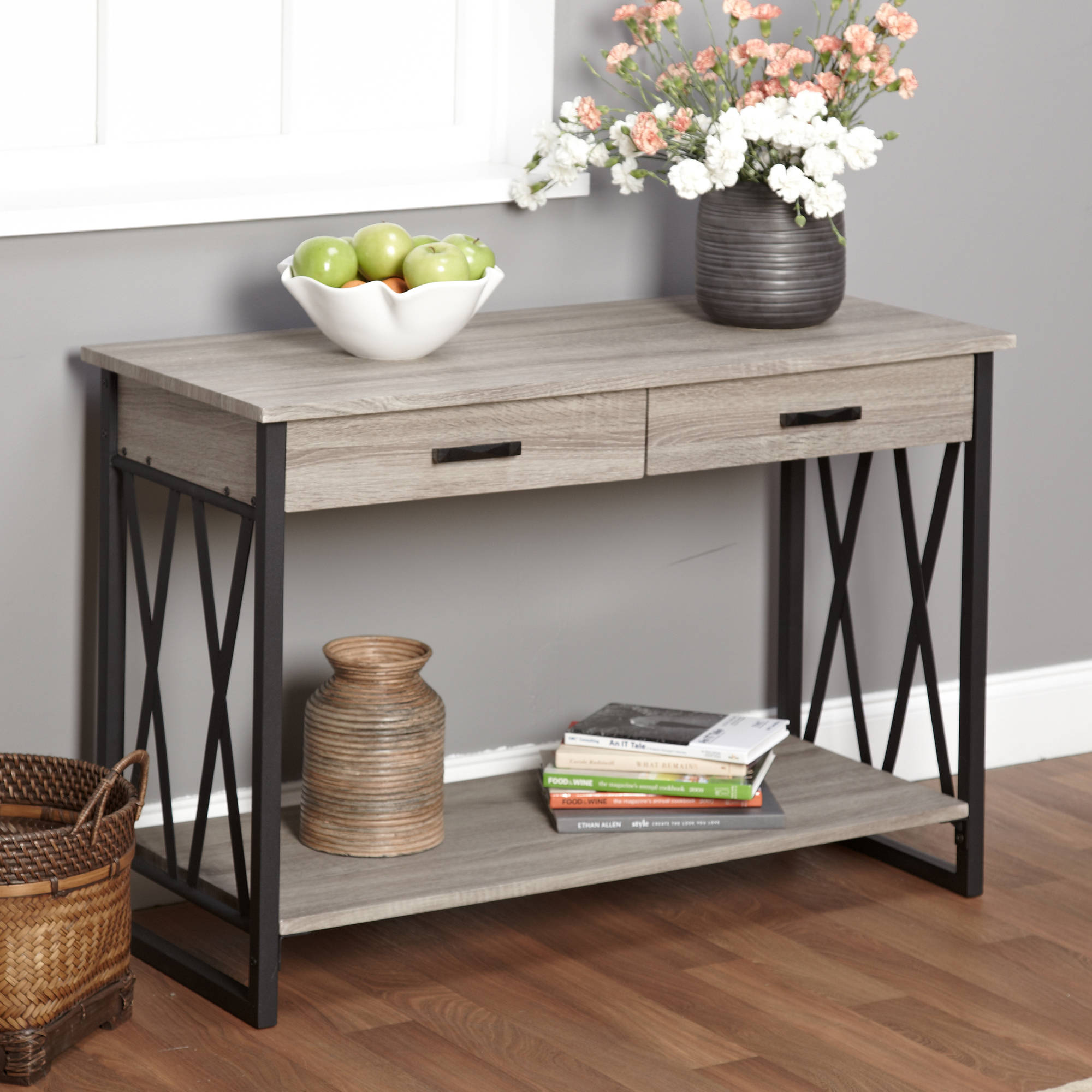 Jaxx Collection Sofa Table Multiple Colors