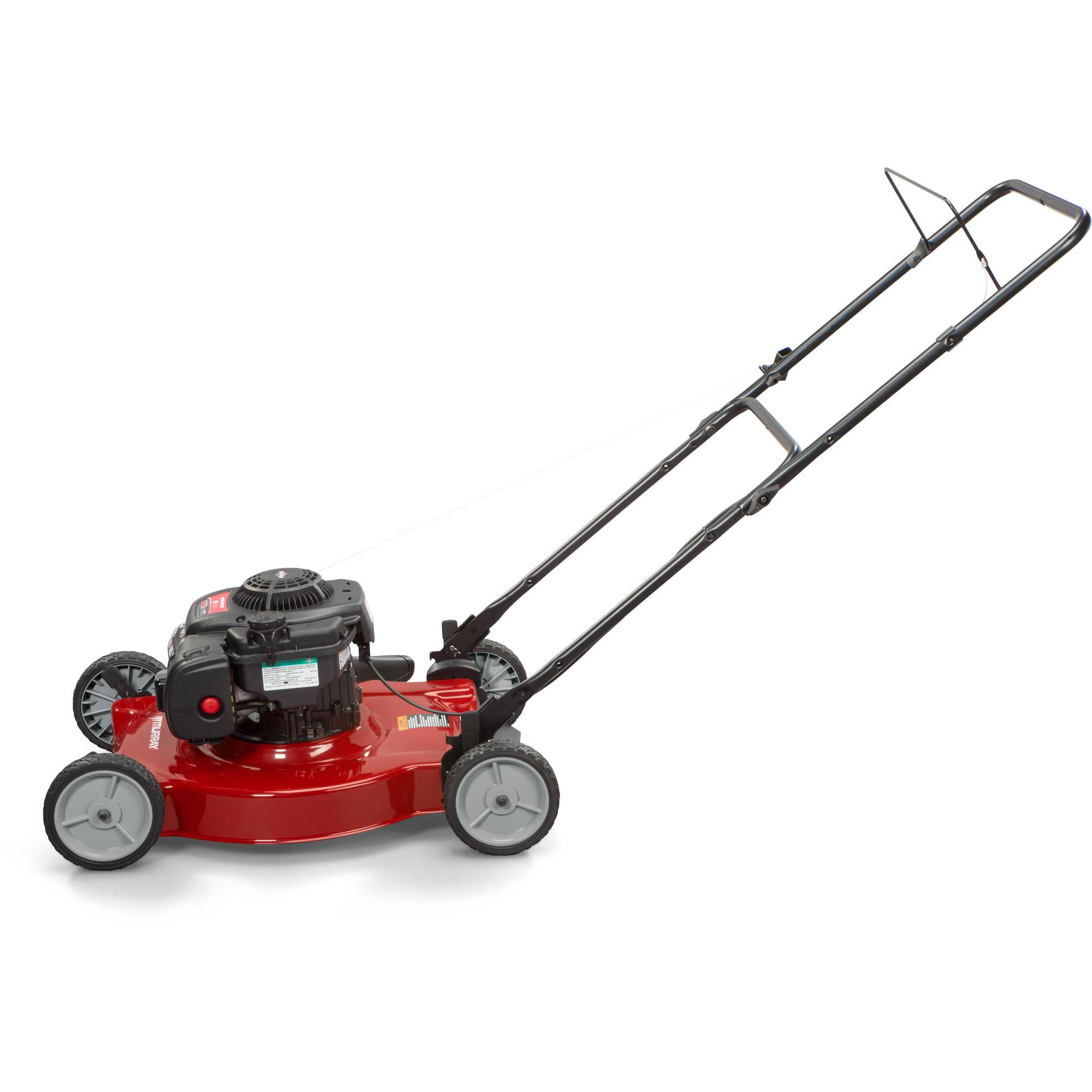 Murray Lawn Mowers New : Murray quot gas powered lawn mower ebay