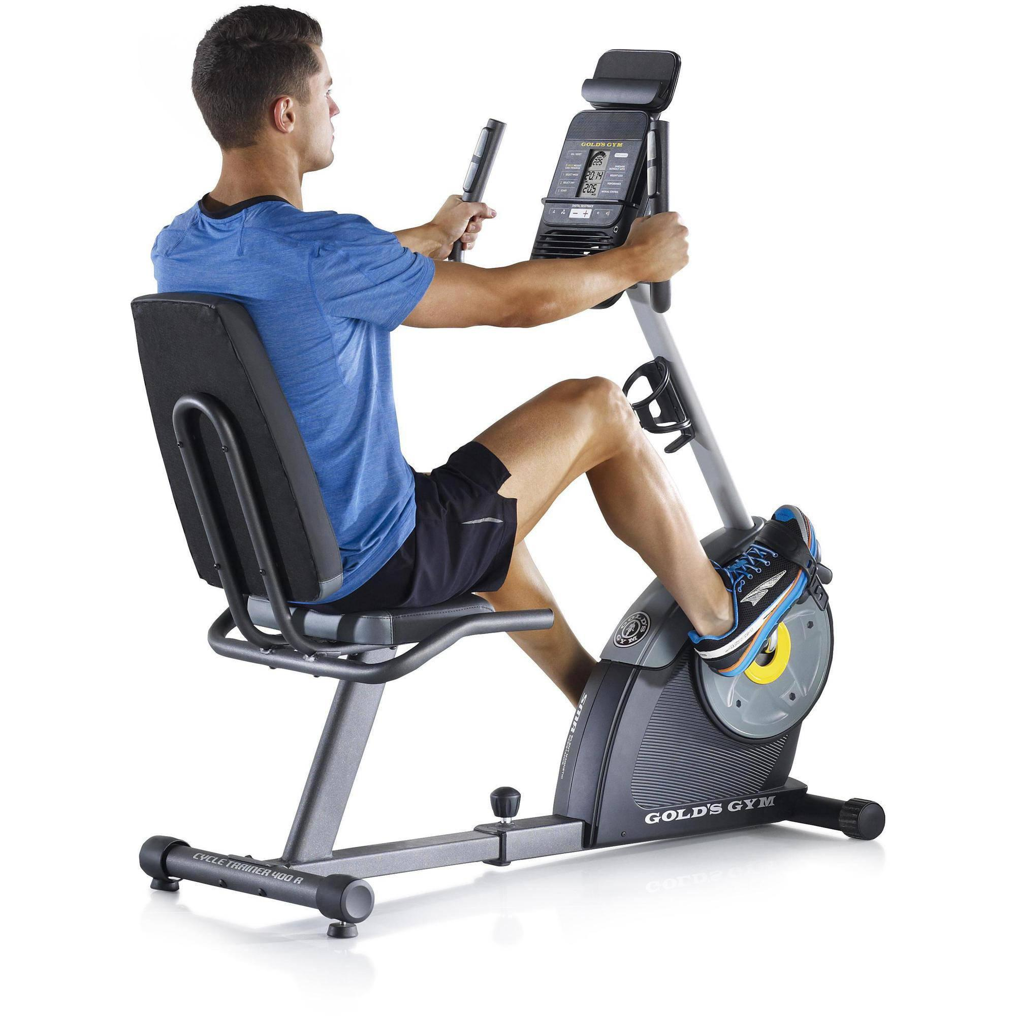 Golds Gym Treadmill Not Working: Gold's Gym Cycle Trainer 400R Exercise Bike