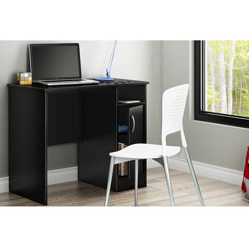 Image Is Loading South Shore Axess Small Desk In Royal Cherry
