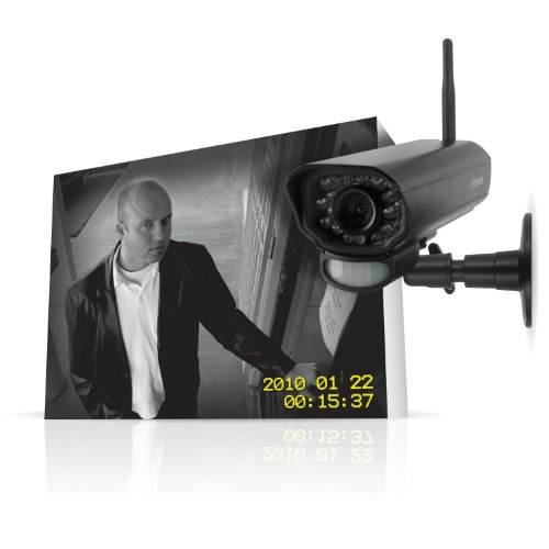 Defender phoenix 2.4 digital wireless security video monitor reviews