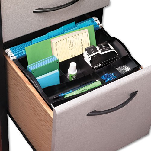 Rubbermaid products rubbermaid hanging desk drawer - Hanging desk organizer ...