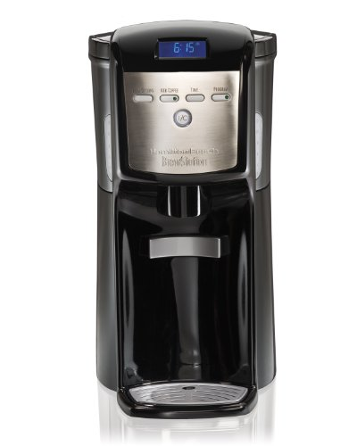 Ge Coffee Maker Filter : Hamilton Beach 12-Cup Coffee Maker, Programmable BrewStation Disp