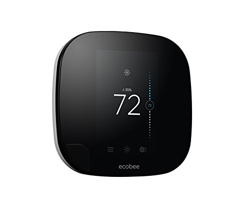 ecobee3 wi fi thermostat with remote sensor. Black Bedroom Furniture Sets. Home Design Ideas