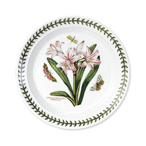 Portmeirion Botanic Garden Salad Plates 8 1 2 Inch Set Of 6