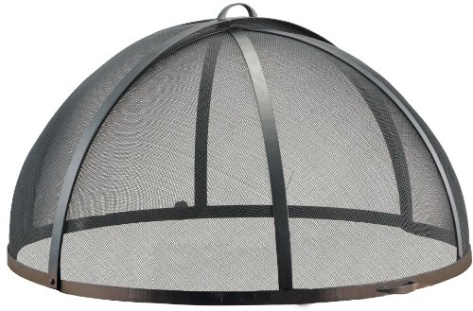 Good Directions 775 Large Spark Screen For Fire Pit