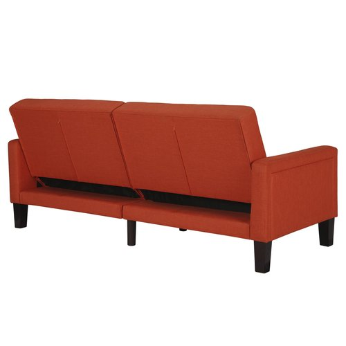 Better Homes And Gardens Porter Fabrictufted Futon Multiple Colors Ebay