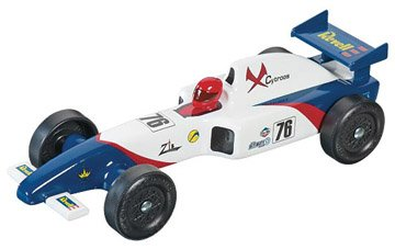 Revell pinewood derby grand prix racer kit for Formula 1 pinewood derby car template