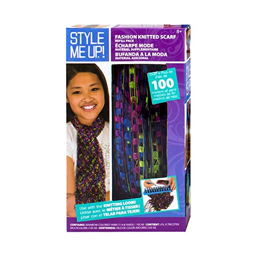 Style Me Up Fashion Knitted Scarf 100