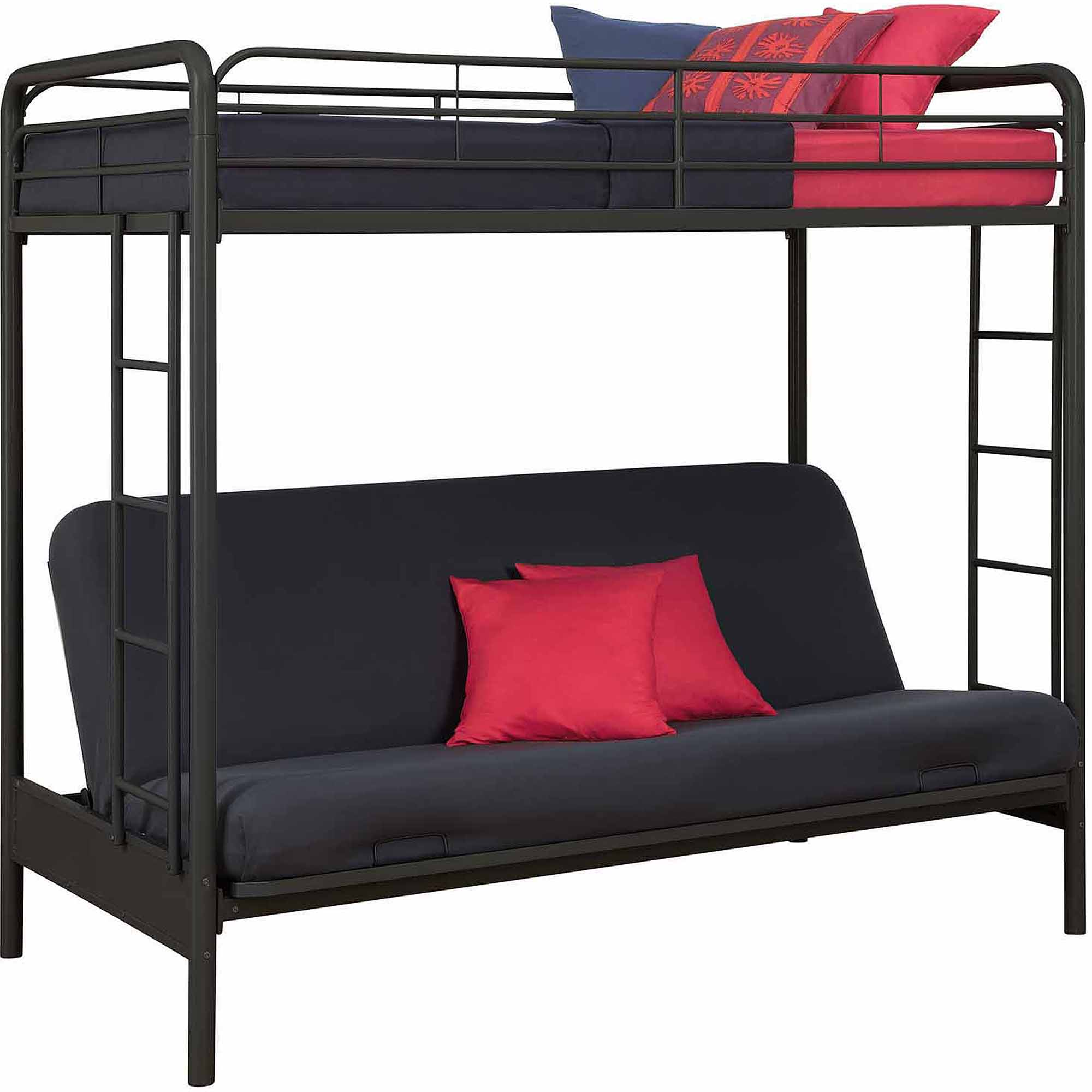 Bunk Bed Over Futon