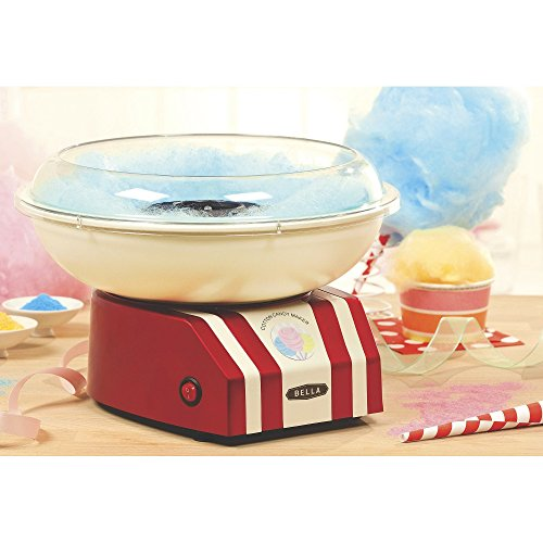 bella cotton candy maker instructions