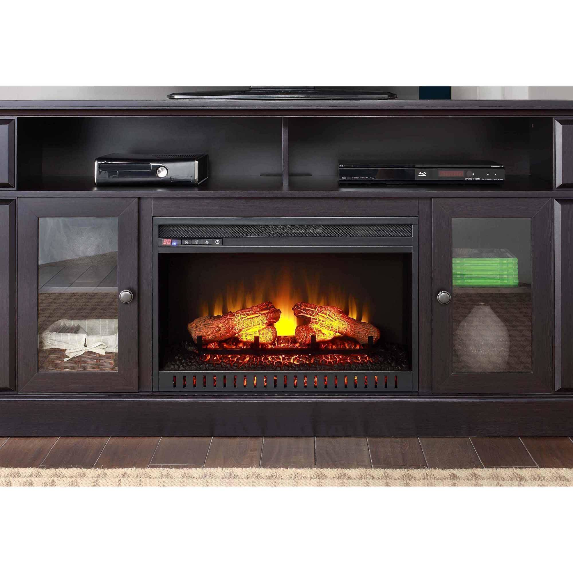 Whalen Barston Media Fireplace for TV's up to 70, Multiple ...