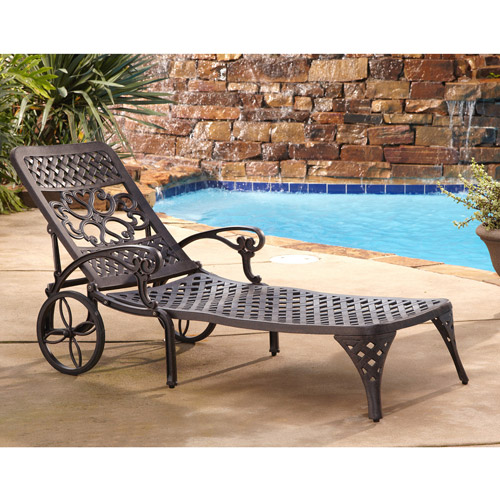 home styles biscayne outdoor chaise lounge chair ebay rh ebay co uk outdoor chaise chairs for sale outdoor wicker chaise lounge chairs
