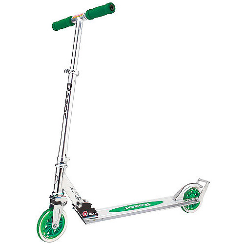 Razor A3 Kick Scooter, Green