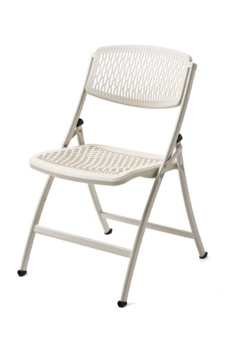 Flex e Folding Chair White 4 Pack