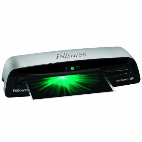 Fellowes Laminator Neptune 3 125 Laminating Machine With Starter