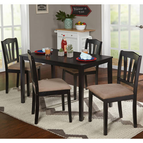 Awesome Image Is Loading Metropolitan 5 Piece Dining Set Multiple Colors