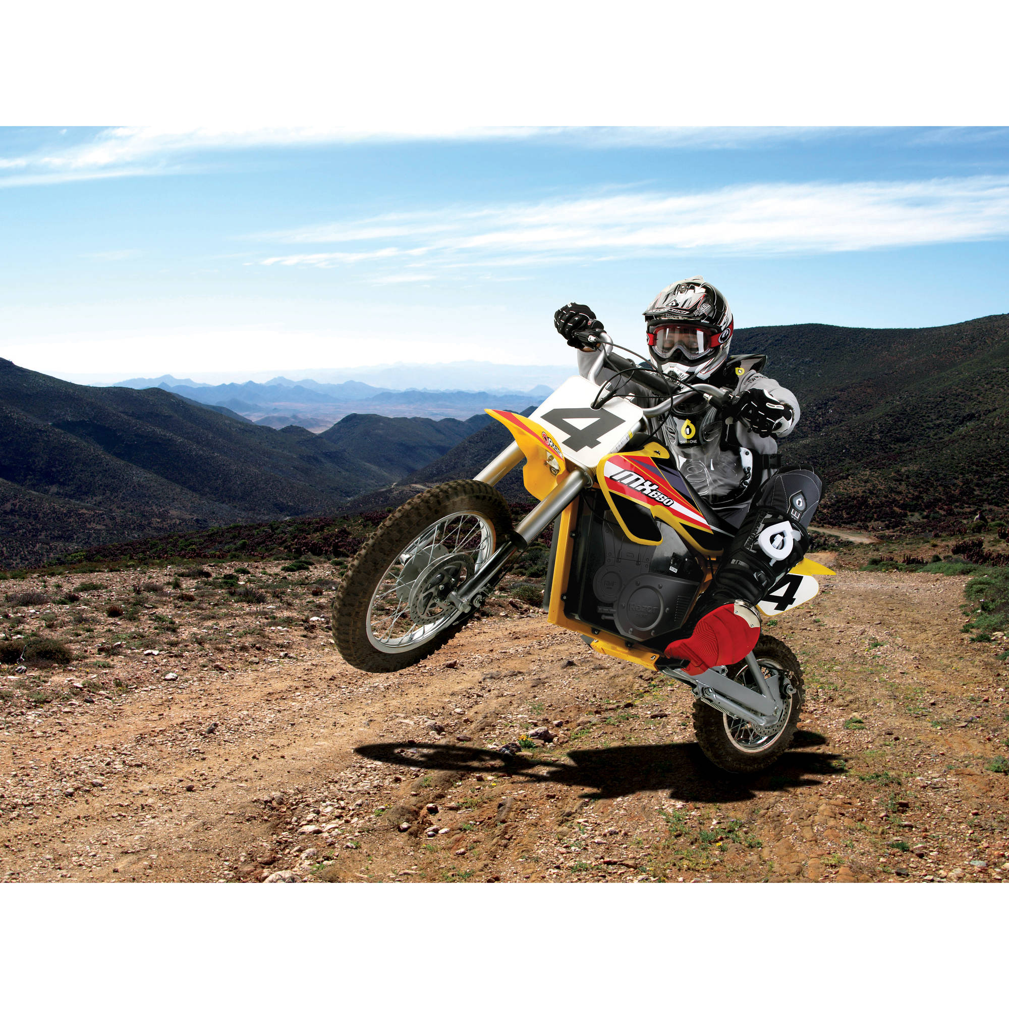 razor mx650 dirt rocket electric motocross bike ebay. Black Bedroom Furniture Sets. Home Design Ideas