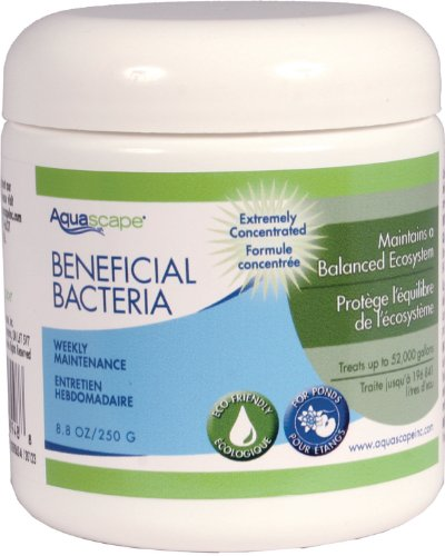 Aquascape 98948 beneficial bacteria for dry ponds 8 8 ounce for Beneficial pond plants