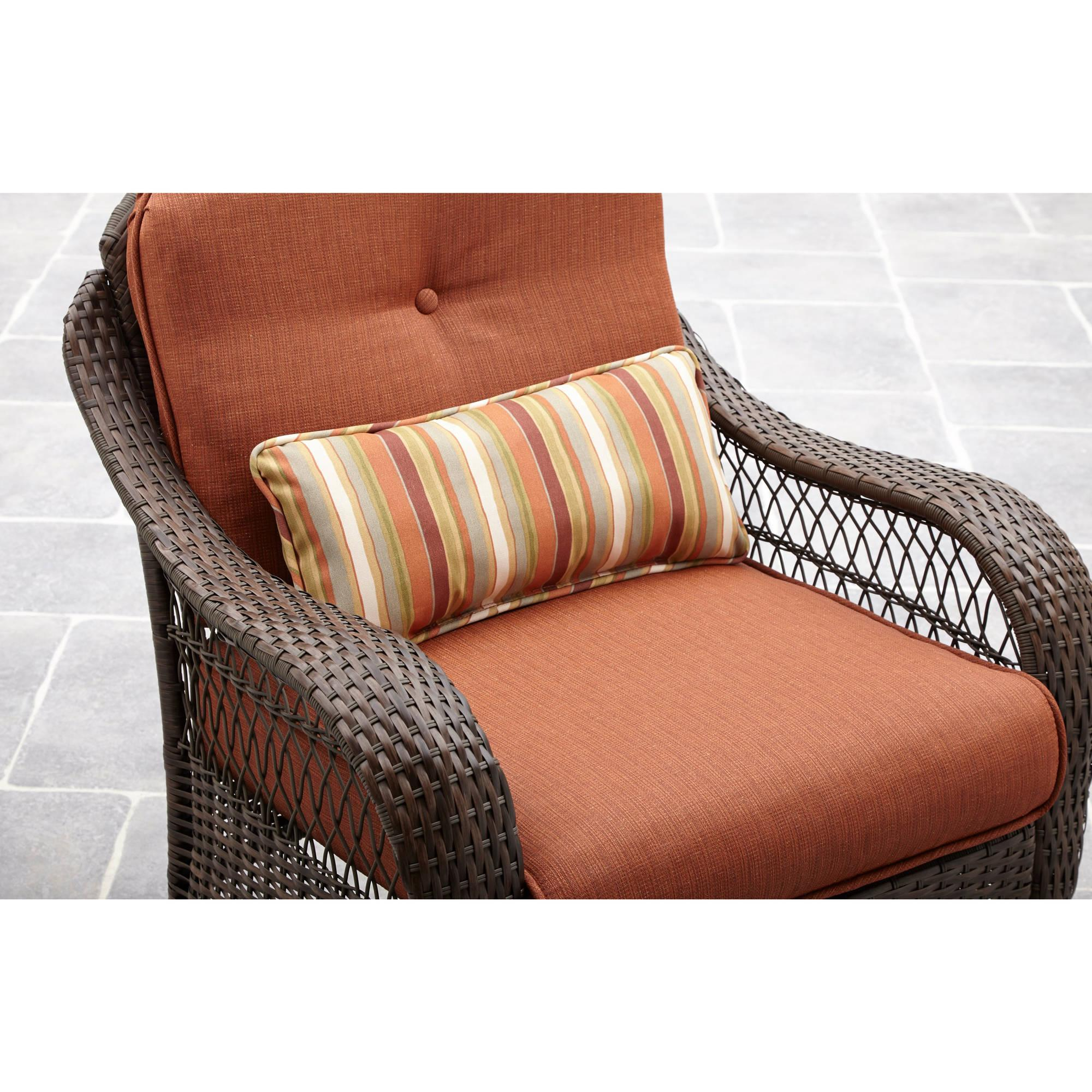 img. Better Homes and Gardens Azalea Ridge 4 Piece Patio Conversation