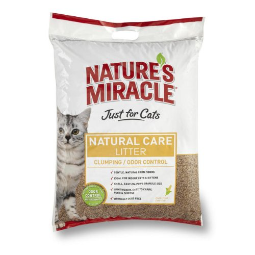 Nature S Miracle Natural Care Cat Litter Size  Lb