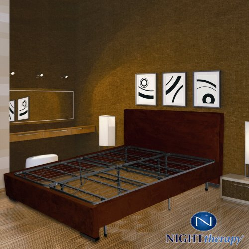 Night Therapy Bed Frame Queen Headboard