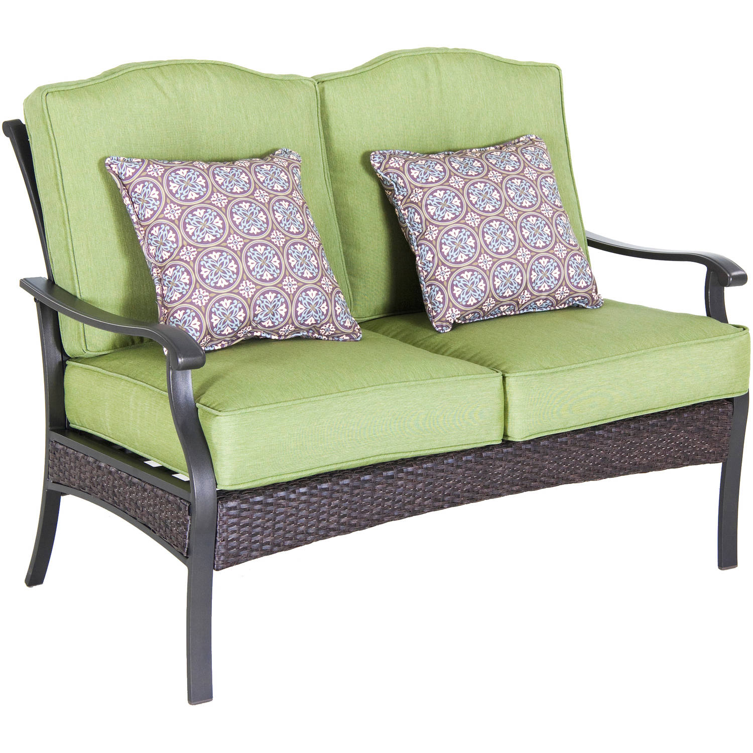 Better Homes And Gardens Providence 4 Piece Patio Conversation Set Seats 4