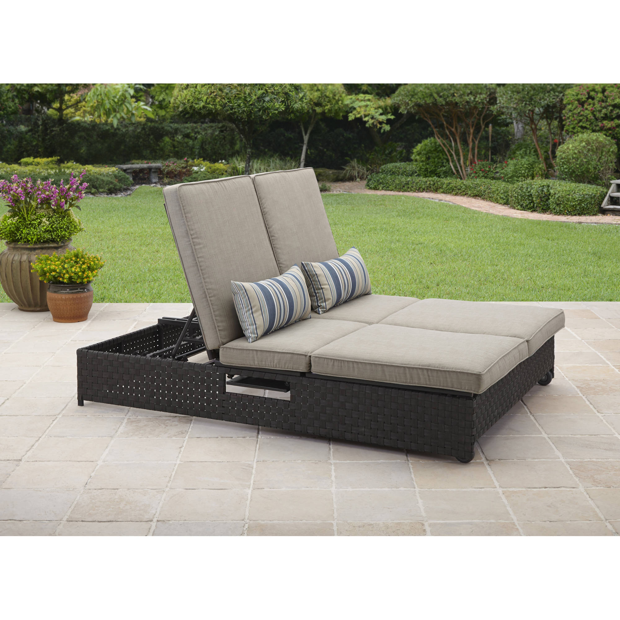 Better Homes and Gardens Avila Beach Double Lounger/Sofa ...