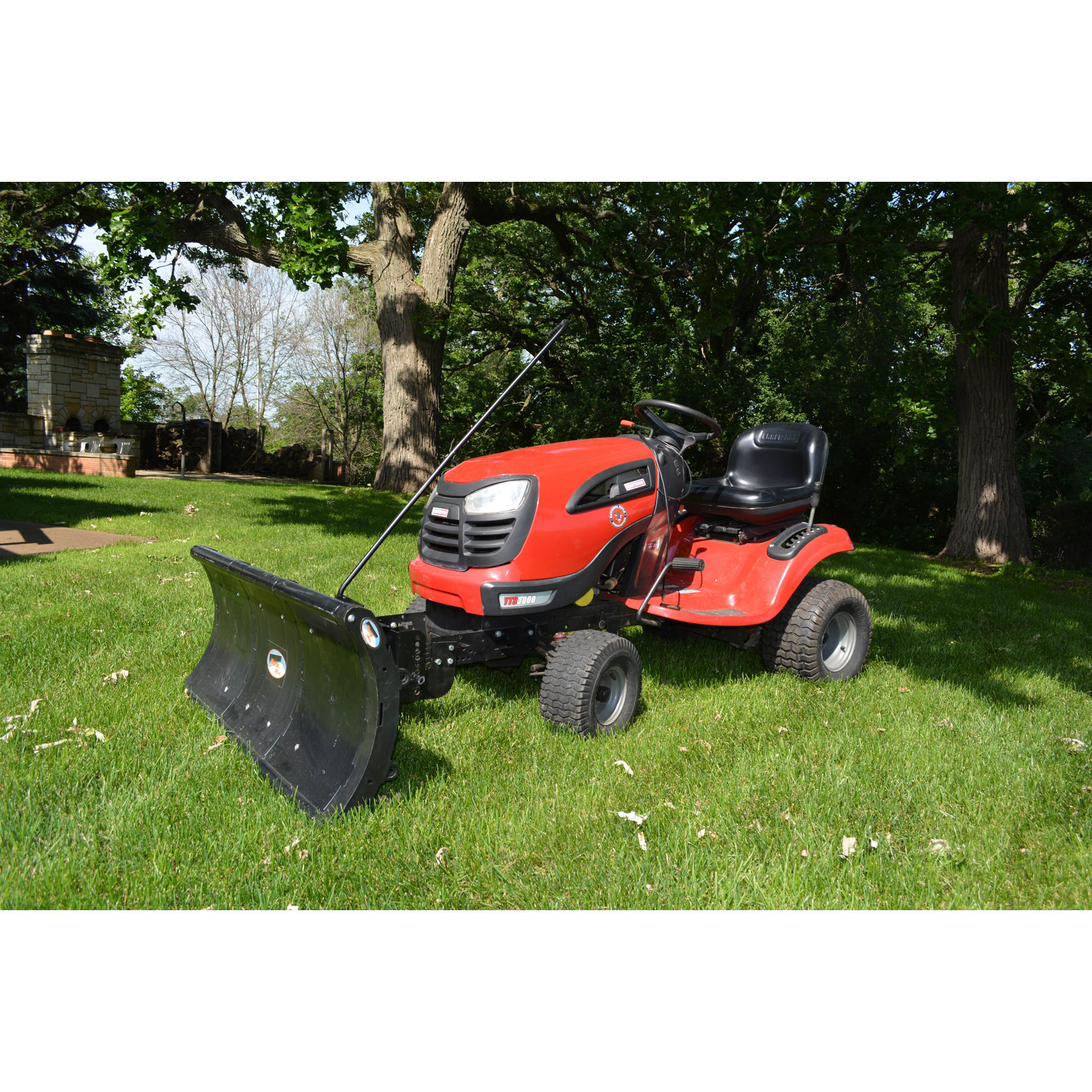 Nordic Plow 49 Quot Lawn Tractor Plow With Lift Handle Ebay
