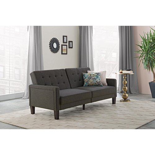 Better Homes And Gardens Porter Fabrictufted Futon Multiple