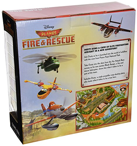 Disney Planes Fire Amp Rescue Game Rug Includes Dusty Plane