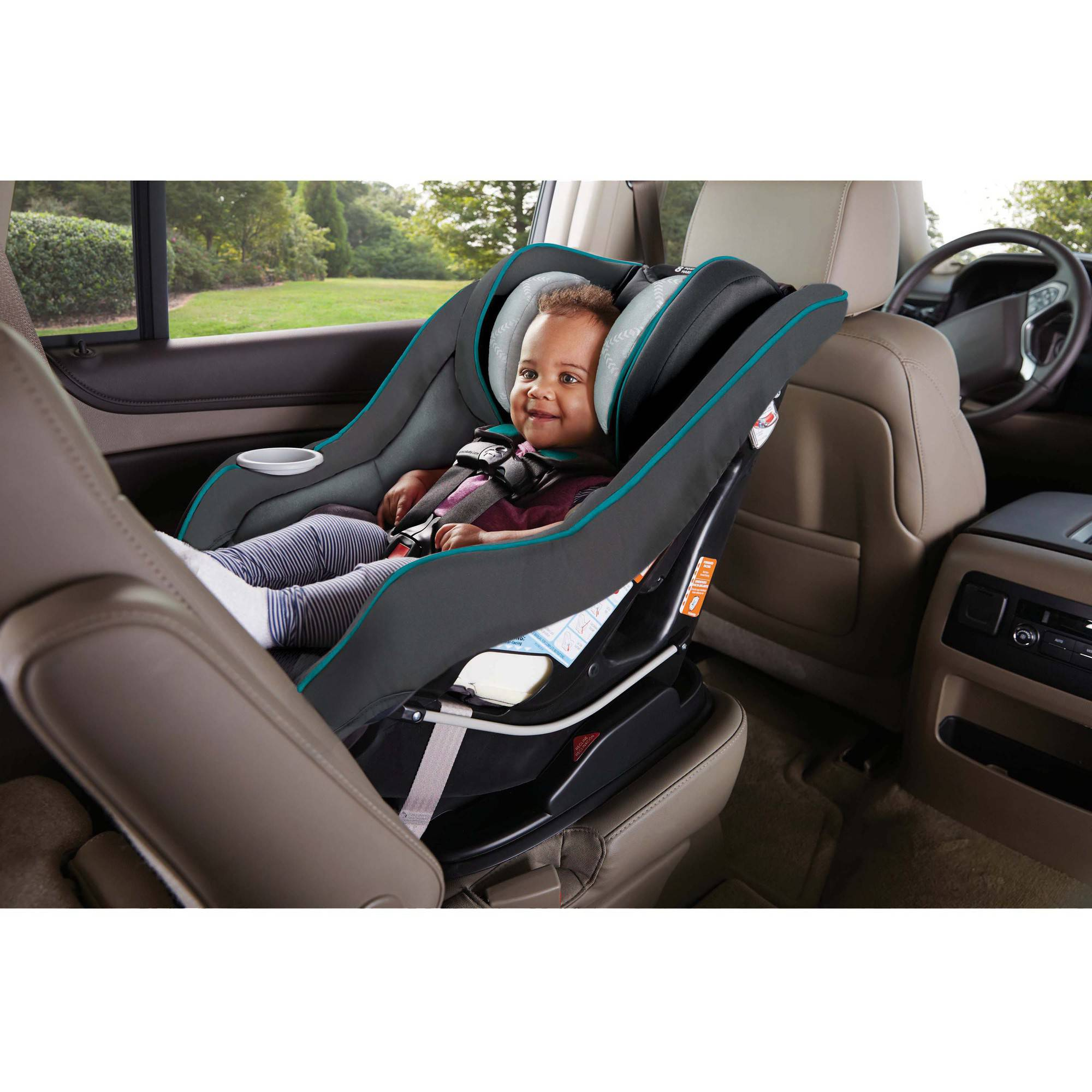 graco size4me 65 convertible car seat with rapidremove cover finch. Black Bedroom Furniture Sets. Home Design Ideas