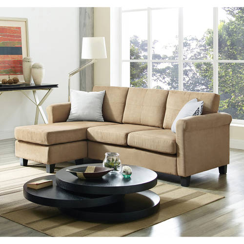 living with innovative small center sofa elegant carols sectional configurable sofas dorel spaces