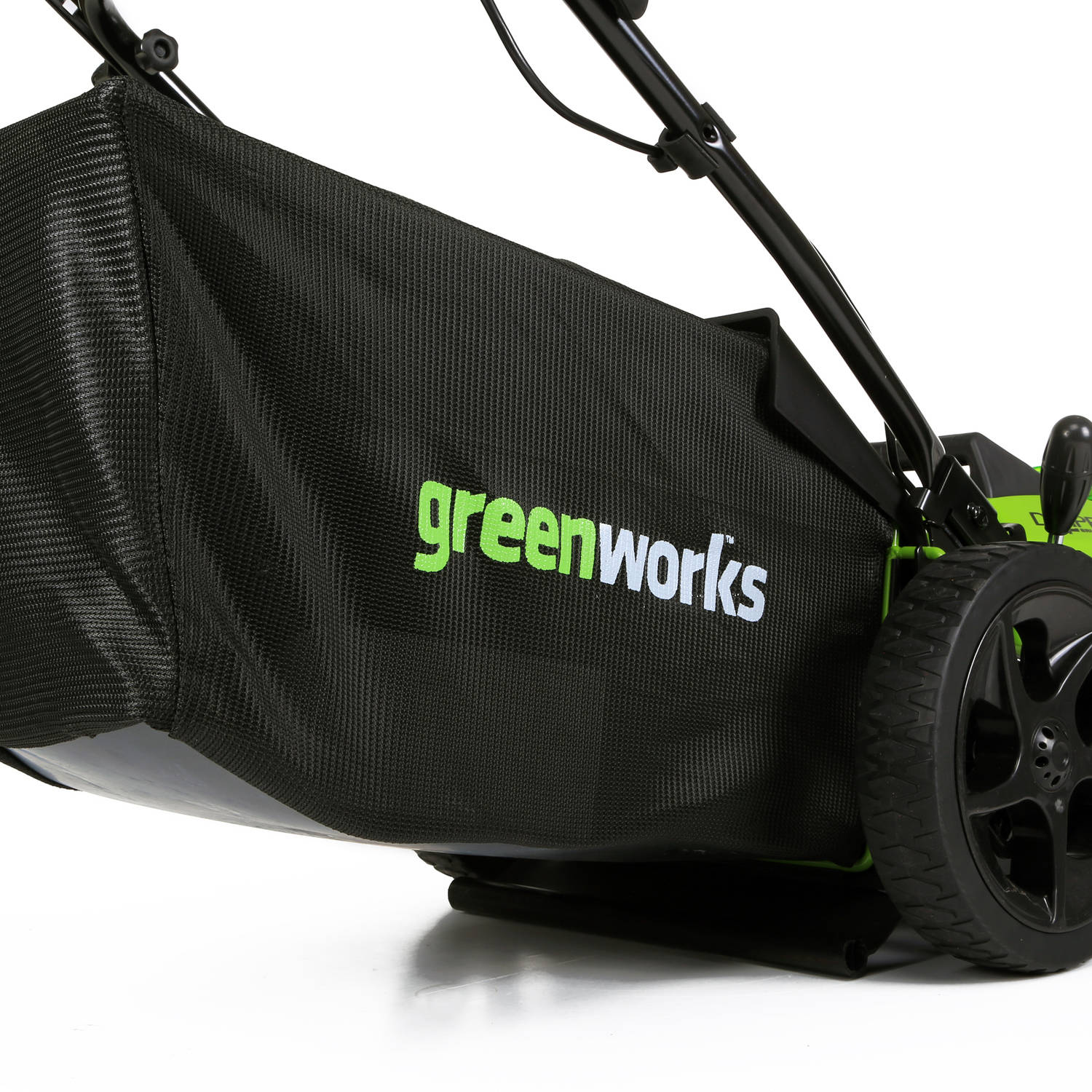 Greenworks 2501302 40v 19 Quot Cordless Lawn Mower Battery And Charger Sold Separa Ebay