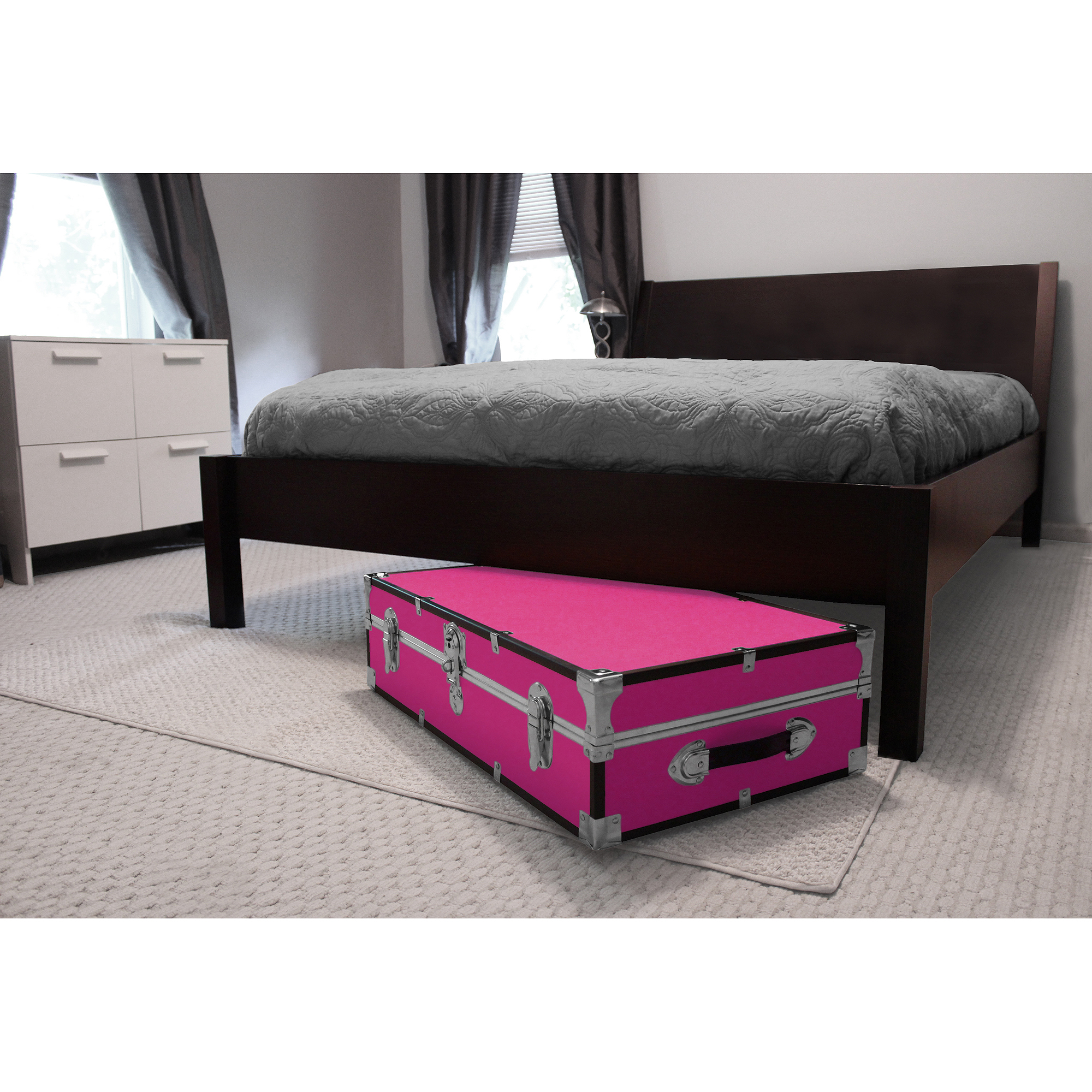 Mercury Luggage Seward Under The Bed Wheeled Storage