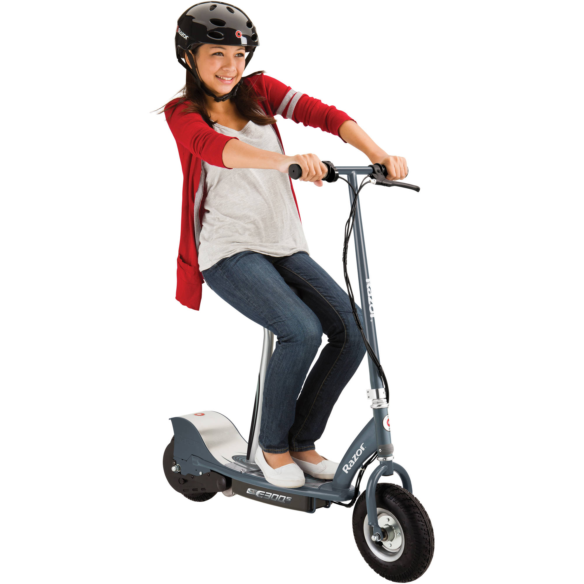 Razor E300s Seated Electric Scooter Ebay
