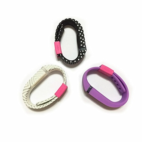 Fastener Ring For Fitbit Flex Wristband