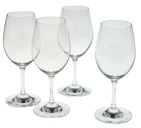 Riedel ouverture white wine glasses set of 4 - Riedel swirl white wine glasses ...
