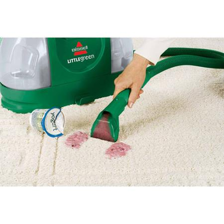 bissell little green spot and stain cleaning machine 1400m