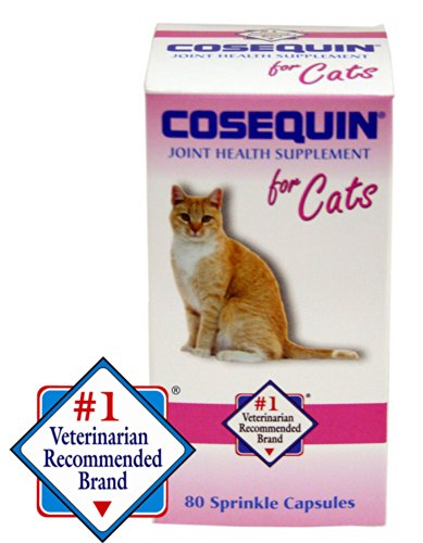 nutramax cosequin for cats 4 pack. Black Bedroom Furniture Sets. Home Design Ideas