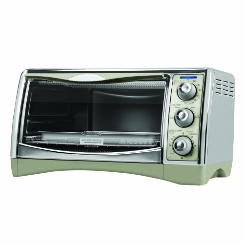 Ge Convection Toaster Oven ~ Black decker cto s perfect broil convection toaster oven