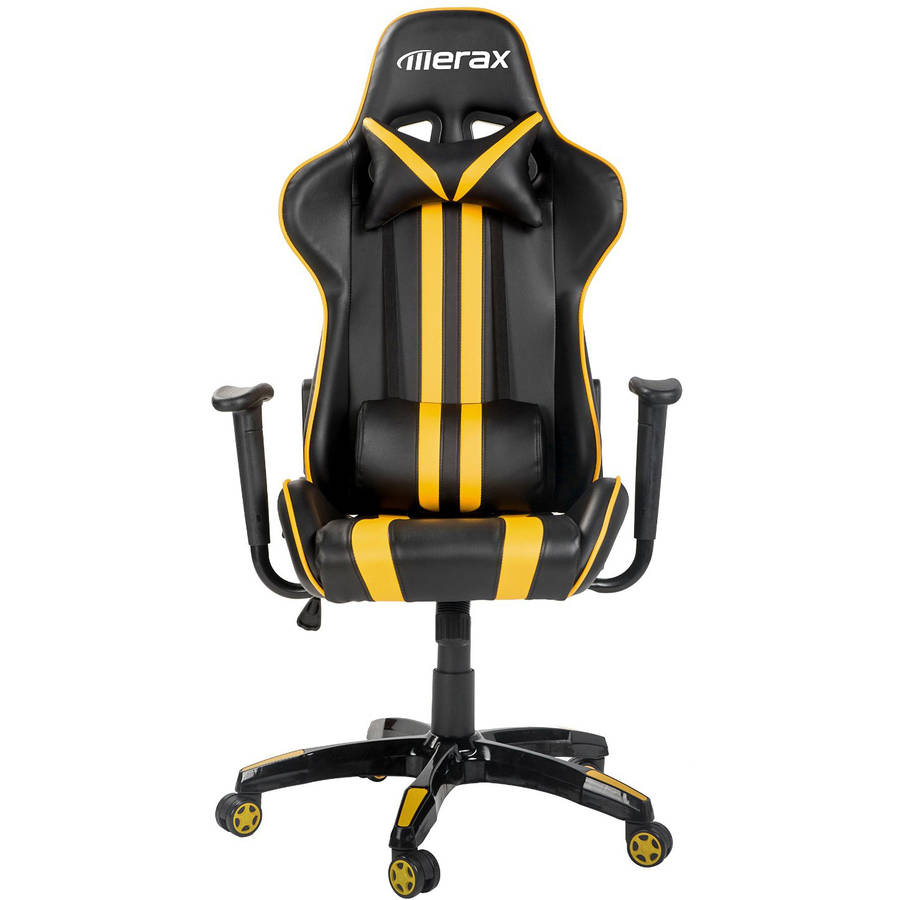 merax racing style gaming chair executive swivel leather office