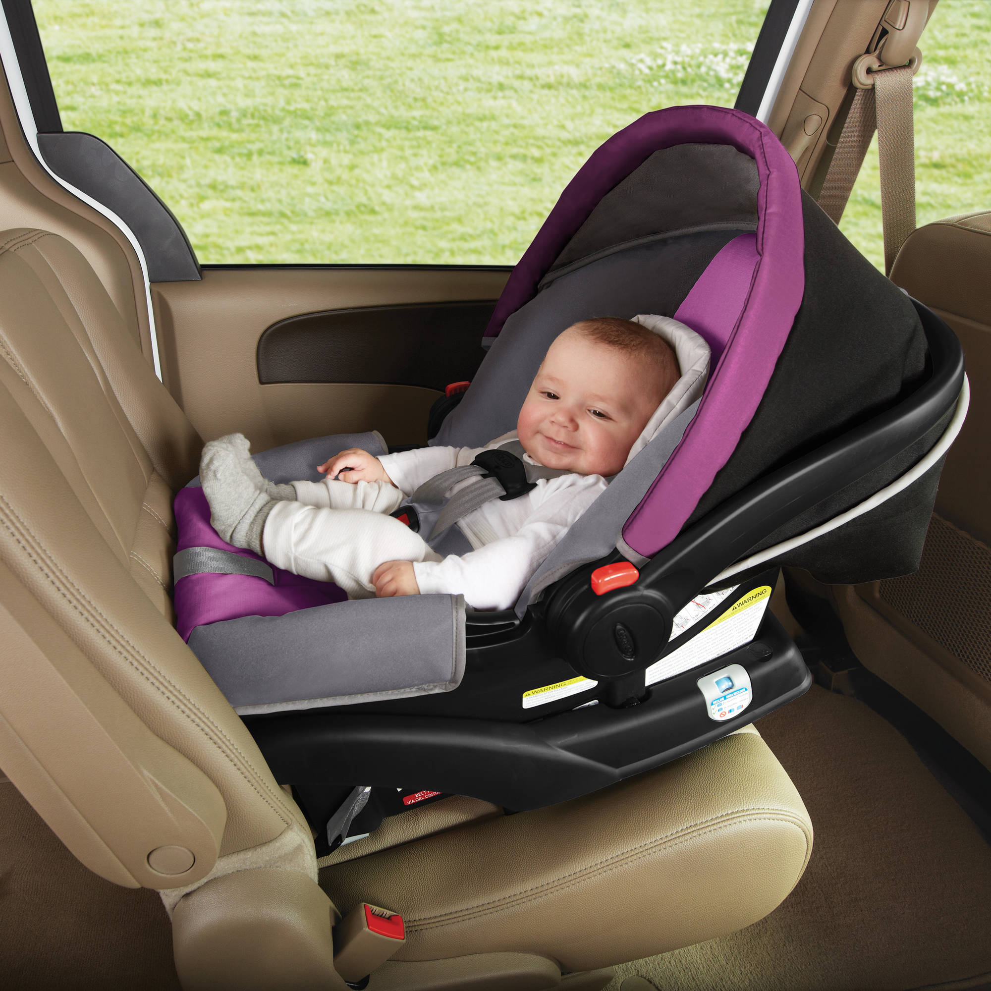 graco snugride click connect 35 infant car seat with boot. Black Bedroom Furniture Sets. Home Design Ideas