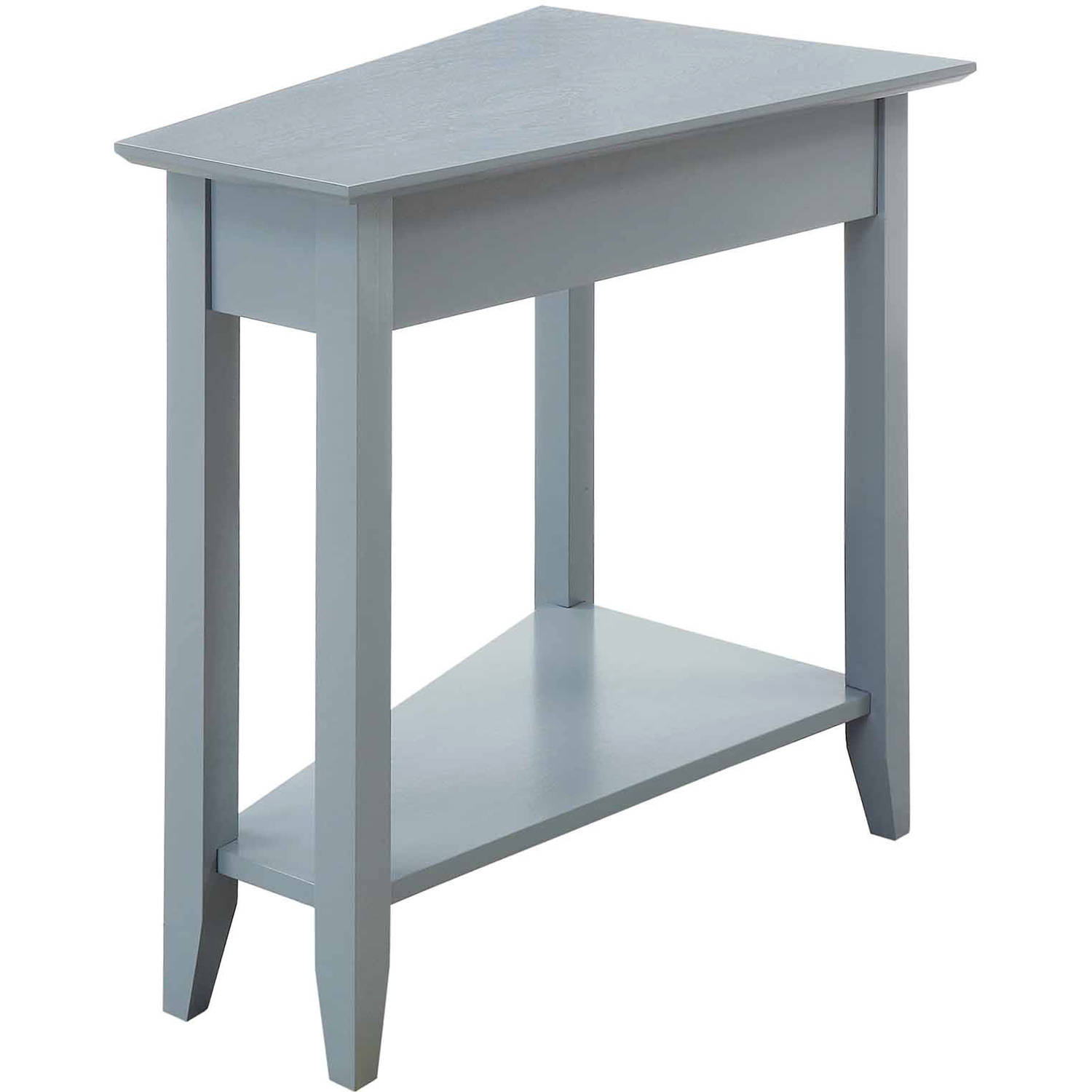 Convenience Concepts American Heritage Wedge End Table Ebay