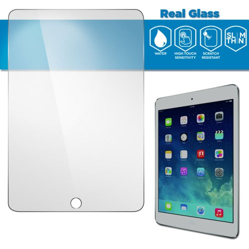 Glazz Tempered Glass Screen Protector For Ipad 2 Ipad 3 A