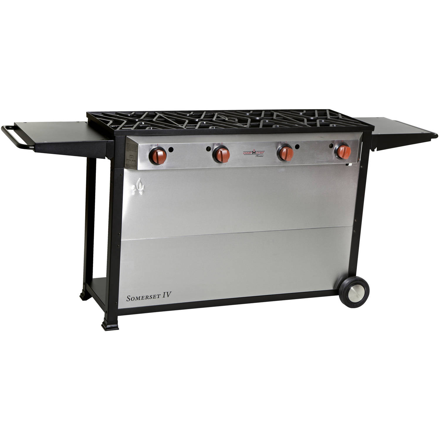 bbq master chef how to change burners