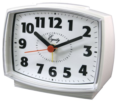 Electric Alarm Clock ~ Equity by la crosse electric alarm clock with